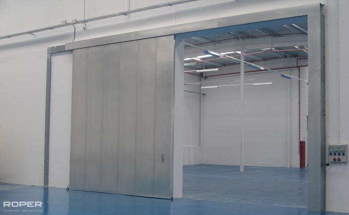 Firescreen Slide Doors