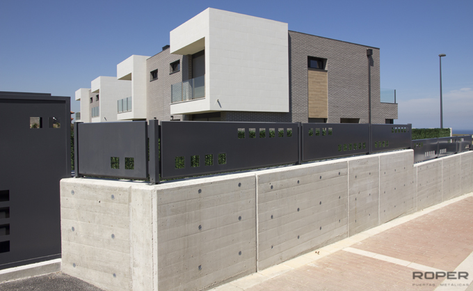 Fencing for Estates